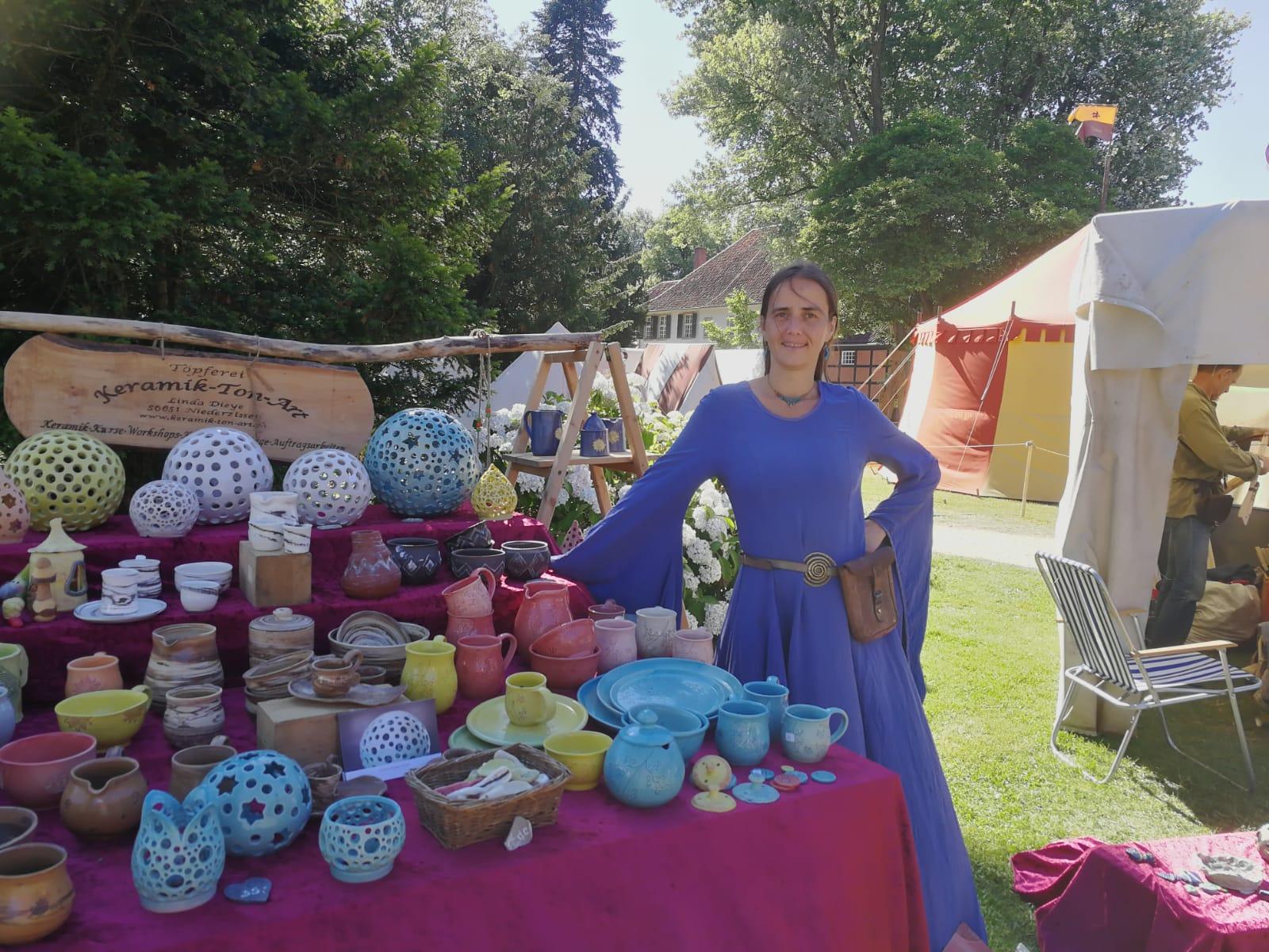 Keramik-Ton-Art Markt